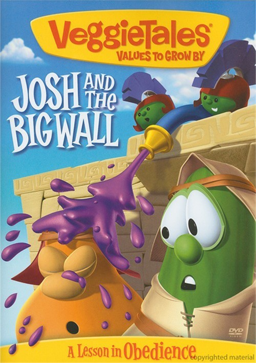 Veggie Tales: Josh And The Big Wall Movie