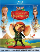 Tale Of Despereaux, The Blu-ray