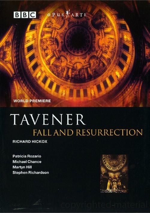 Tavener: Fall And Resurrection  Movie