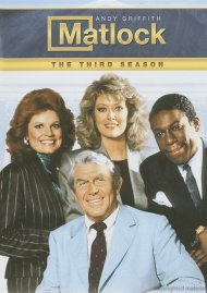 Matlock: The Third Season Movie