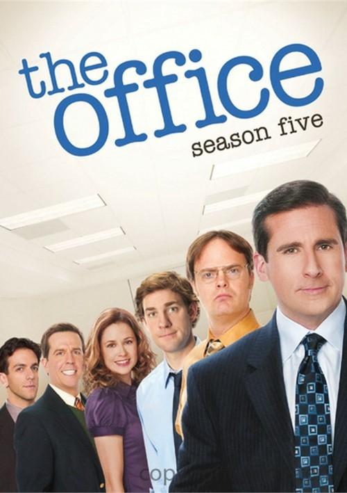 Office, The: Season Five (American Series) Movie