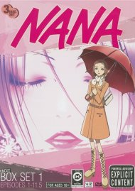 Nana: Box Set 1 Movie