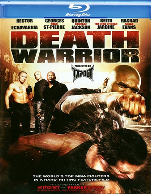 Death Warrior Blu-ray
