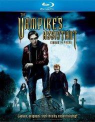 Cirque Du Freak: The Vampires Assistant Blu-ray
