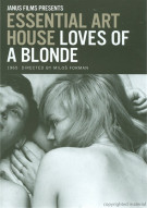 Loves Of A Blonde: Essential Art House Movie