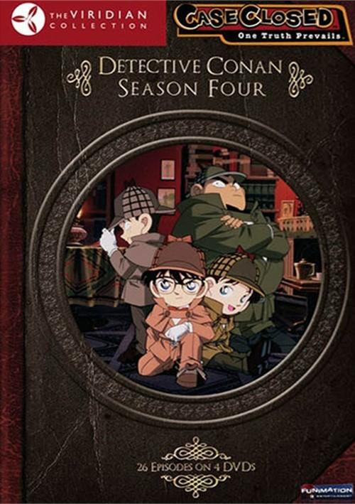 Case Closed: Season Four Movie