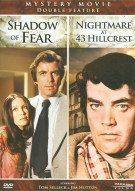 Shadow Of Fear/ Nightmare At 43 Hillcrest (Double Feature) Movie
