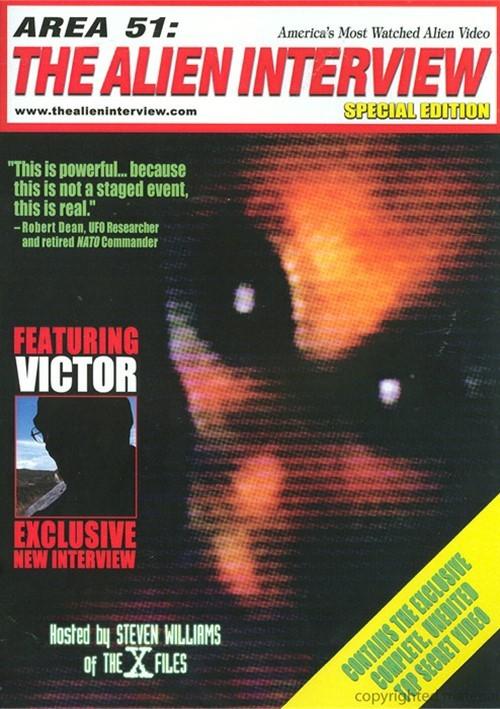Area 51: The Alien Interview Movie