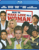 How To Make Love To A Woman Blu-ray