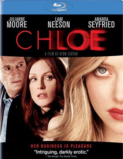 Chloe Blu-ray