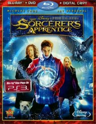 Sorcerers Apprentice, The (Blu-ray + DVD + Digital Copy) Blu-ray
