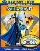 Megamind (Blu-ray + DVD Combo) Blu-ray