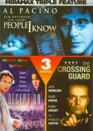 Miramax Triple Feature Suspense Movie