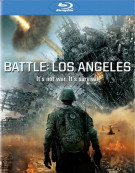 Battle: Los Angeles Blu-ray