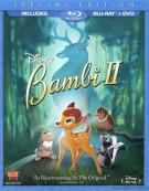 Bambi II: Special Edition (Blu-ray + DVD Combo) Blu-ray
