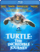 Turtle: The Incredible Journey Blu-ray