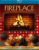Fireplace And Melodies For The Holidays Blu-ray