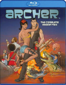 Archer: The Complete Season Two Blu-ray
