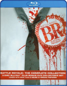 Battle Royale: The Complete Collection Blu-ray
