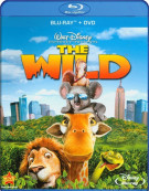 Wild, The (Blu-ray + DVD) Blu-ray