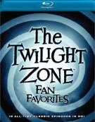 Twilight Zone, The: Fan Favorites Blu-ray