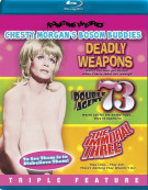 Chesty Morgans Bosom Buddies Blu-ray