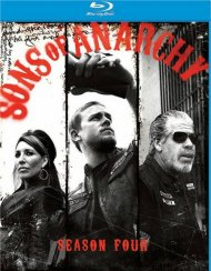 Sons Of Anarchy: Season Four Blu-ray