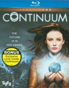 Continuum: Season One Blu-ray