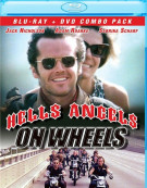 Hells Angels On Wheels (Blu-ray + DVD Combo) Blu-ray