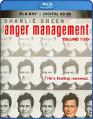 Anger Management: Season Two (Blu-ray + UltraViolet) Blu-ray