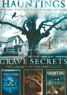4 Film Hauntings: Based On True Case Files Movie