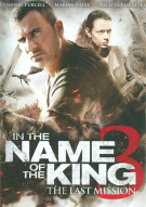In The Name Of The King 3: The Last Mission Movie