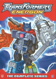 Transformers Energon: The Complete Series Movie