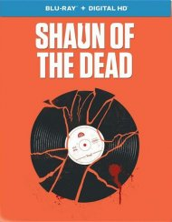 Shaun Of The Dead (Steelbook + Blu-ray + UltraViolet) Blu-ray
