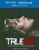 True Blood: The Complete Seventh Season (Blu-ray + UltraViolet) Blu-ray