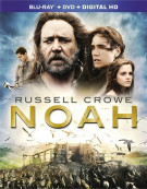 Noah (Blu-ray + DVD + UltraViolet) Blu-ray