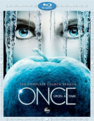 Once Upon A Time: The Complete Fourth Season Blu-ray