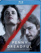 Penny Dreadful: The Complete Second Season Blu-ray
