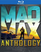 Mad Max Anthology: Collectors Edition (Blu-ray + UltraViolet) Blu-ray