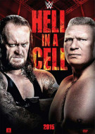 WWE: Hell In A Cell 2015 Movie