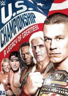 WWE: U.S. Championship - Legacy Of Greatness Movie