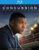 Concussion (Blu-ray + UltraViolet) Blu-ray