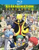 Assassination Classroom: Season 1, Part 1 (Blu-ray + DVD Combo) Blu-ray