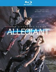 Divergent Series, The: Allegiant (Blu-ray + DVD + UltraViolet) Blu-ray