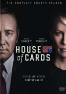 House Of Cards: The Complete Fourth Season (DVD + UltraViolet) Movie