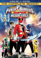 Power Rangers Super Mega: The Complete Season (DVD + UltraViolet) Movie