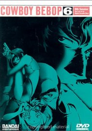 Cowboy Bebop #6 Movie