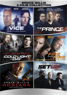 Bruce Willis 6-Film Collection Movie