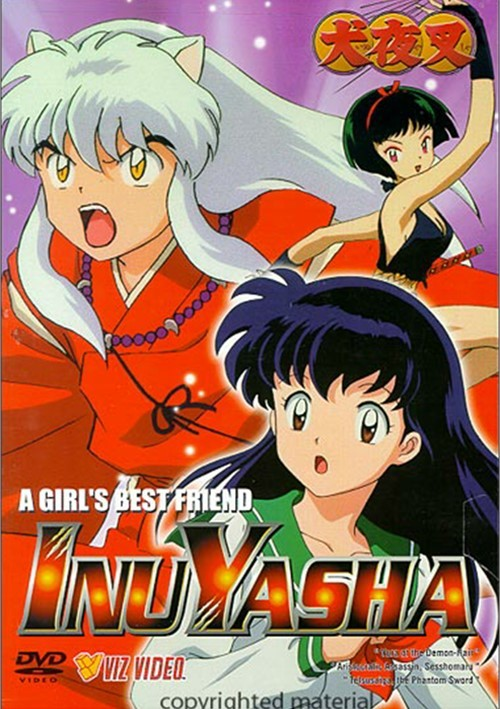 Inu-Yasha: A Girls Best Friend - Volume 2 Movie