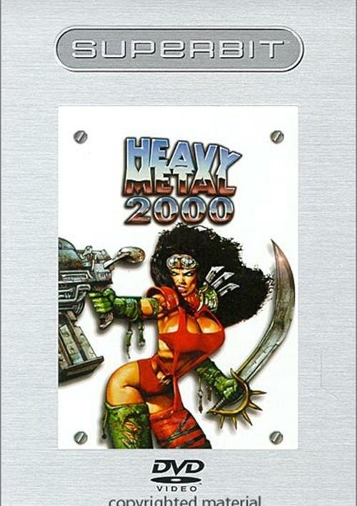 Heavy Metal 2000 (Superbit) Movie